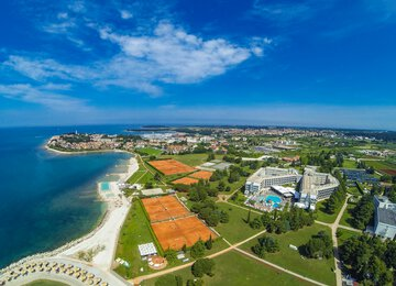 Hotel Aminess Maestral Wellness Istrien Novigrad | © Hotel Aminess Maestral